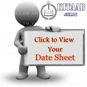 BISE Rawalpindi Board Inter 11th, 12th Class Date Sheet 2014 Online Download biserwp HSSC FA/FSc