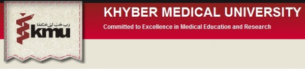Khyber Medical University Entrance Test for Post-RN BSN and DPT Admission 2021 Application Form Eligibility Criteria Fee Structure