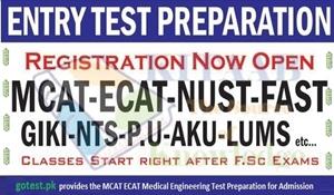 MCAT ECAT Test Preparation Academies
