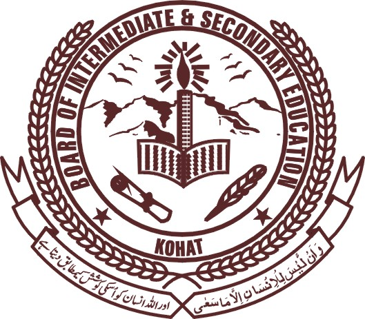 BISE Kohat Board 9th Class Result 2021 Matric Result By Name & by Roll Number