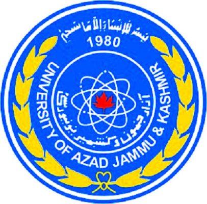 Azad Jammu Kashmir University BCOM MCOM Admission Notice 2021 Registration Schedule Eligibility Criteria Last Date