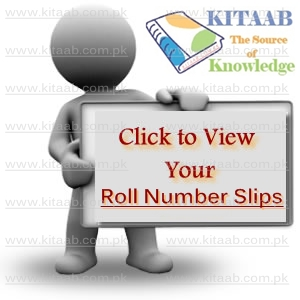 BISE Larkana Board Intermediate 11th 12th Class Roll Number Slips 2021 Download FA FSc Inter HSSC Part I , II Roll No Slips 2021