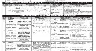 Urban Development And Public Health Engineering Department Jobs 2021