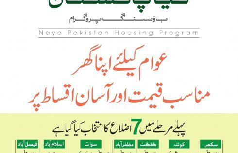 PM Imran Khan Naya Pakistan Housing Program 2021 in Easy Installments Procedure to Apply Eligibility Criteria