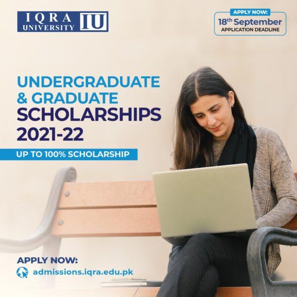 Iqra National University Peshawar Campus Admission 2021 Eligibility Criteria Last Date Programs Offered
